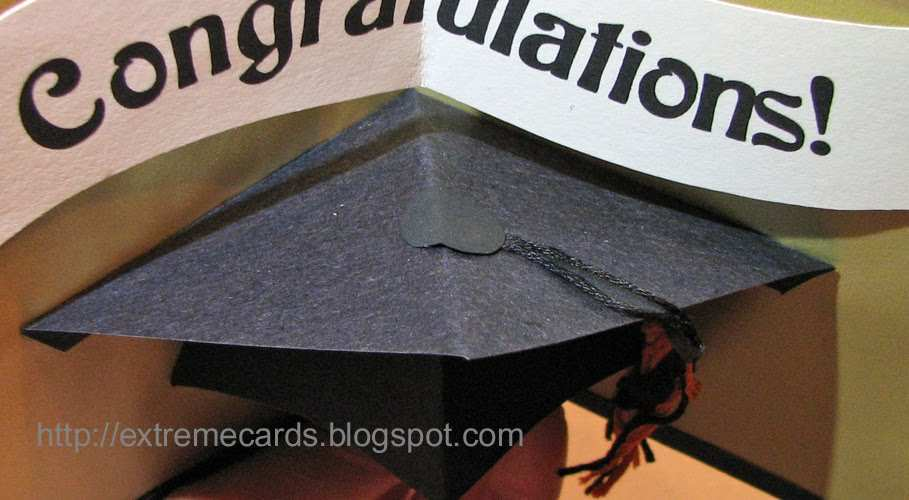26 How To Create Pop Up Card Graduation Tutorial For Free by Pop Up Card Graduation Tutorial