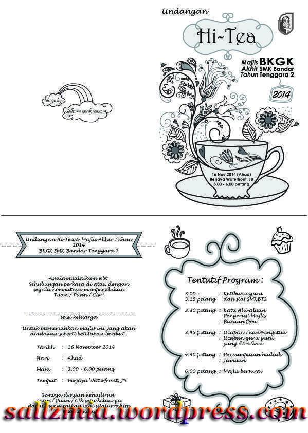 26 Online Template Kad Jemputan Layouts With Template Kad Jemputan Cards Design Templates