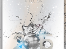 26 Report All White Party Flyer Template Free Maker by All White Party Flyer Template Free