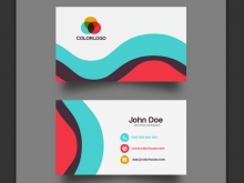 Business Card Template Hd