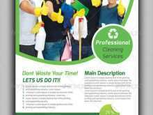 27 Adding Cleaning Services Flyer Templates Photo for Cleaning Services Flyer Templates