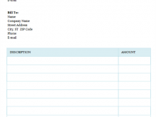 27 Best A Invoice Template Templates with A Invoice Template
