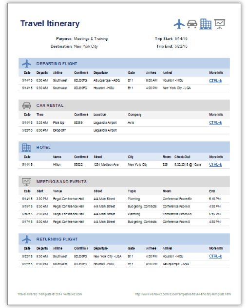 27 Blank 2 Week Travel Itinerary Template Now with 2 Week Travel Itinerary Template