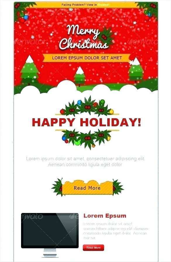 27 Blank Christmas Card Email Template Outlook Now for Christmas Card Email Template Outlook