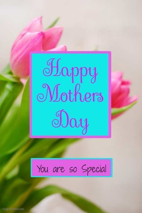 27 Blank Mothers Card Templates Online Now by Mothers Card Templates Online