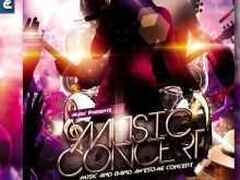 27 Create Band Flyers Templates Free With Stunning Design with Band Flyers Templates Free