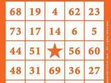 27 Creating Bingo Card Template To Print For Free with Bingo Card Template To Print