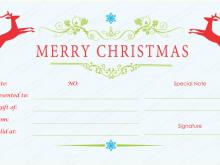 27 Creative Christmas Gift Card Templates Free PSD File with Christmas Gift Card Templates Free
