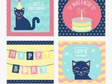 Free Birthday Card Template Cricut