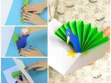 27 Creative Pop Up Card Tutorial Animals PSD File with Pop Up Card Tutorial Animals