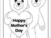 27 Customize Mothers Day Cards Colouring Templates Templates by Mothers Day Cards Colouring Templates
