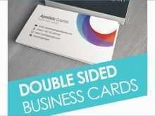 T Shirt Business Card Template