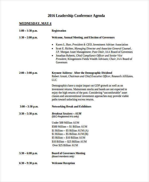 27 Format Church Conference Agenda Template For Free with Church Conference Agenda Template