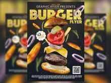 27 Online Burger Flyer Template Now by Burger Flyer Template