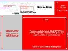 27 Printable 6 X 9 Postcard Template Usps for Ms Word for 6 X 9 Postcard Template Usps