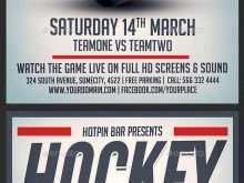 27 Printable Free Hockey Flyer Template Templates with Free Hockey Flyer Template