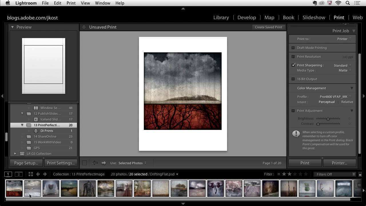 27 Report Lightroom Postcard Template Layouts by Lightroom Postcard Template