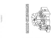 27 Standard Christmas Card Template Esl in Word by Christmas Card Template Esl