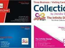 Online Coreldraw Business Card Template
