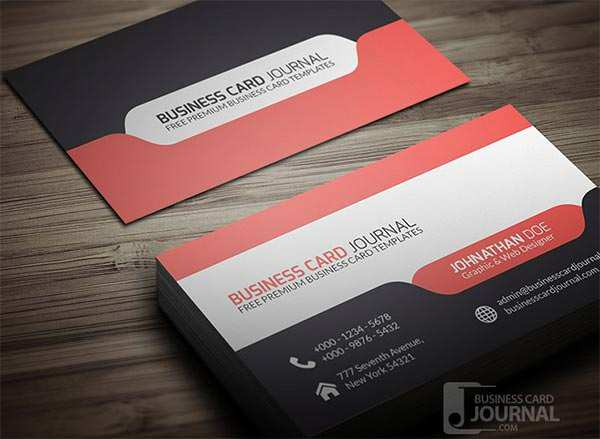 27 Visiting Business Card Template Nulled With Stunning Design by Business Card Template Nulled
