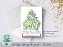 27 Visiting Christmas Card Template Pdf Maker with Christmas Card Template Pdf