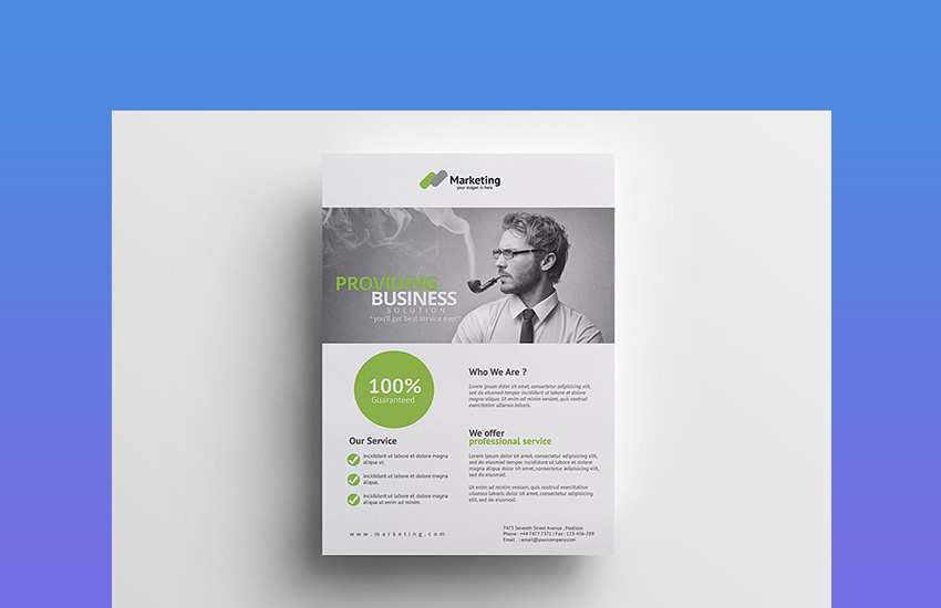 27 Visiting Company Flyers Templates in Photoshop by Company Flyers Templates