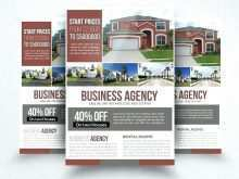 Real Estate Flyer Template Publisher