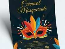 28 Best Carnival Themed Flyer Template PSD File with Carnival Themed Flyer Template