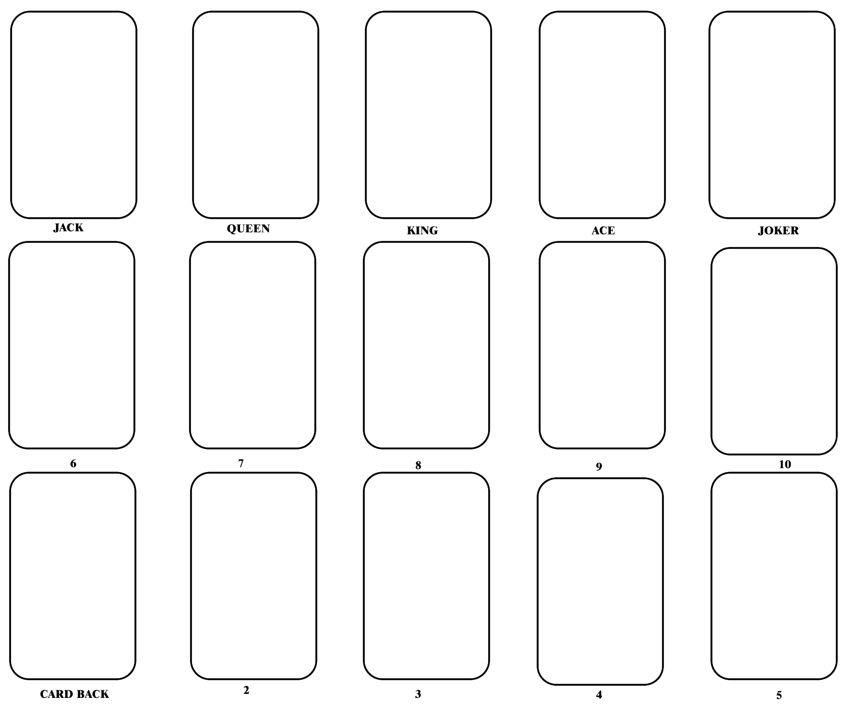 28 blank playing card template microsoft word photo with