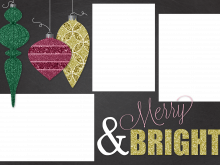 28 Create Template For Christmas Card With Photo Templates for Template For Christmas Card With Photo
