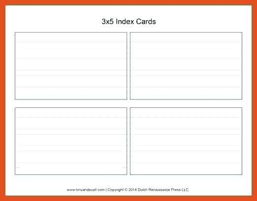 28 Creating 3 X 5 Index Card Template Word 2010 PSD File by 3 X 5 Index Card Template Word 2010