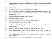 28 Creative Labour Invoice Format For Gst Download by Labour Invoice Format For Gst