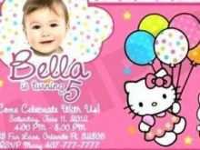 28 Customize Birthday Card Template Hello Kitty in Photoshop by Birthday Card Template Hello Kitty