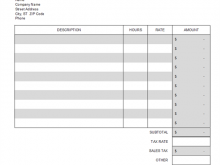 28 Customize Our Free Invoice Template Singapore Now for Invoice Template Singapore