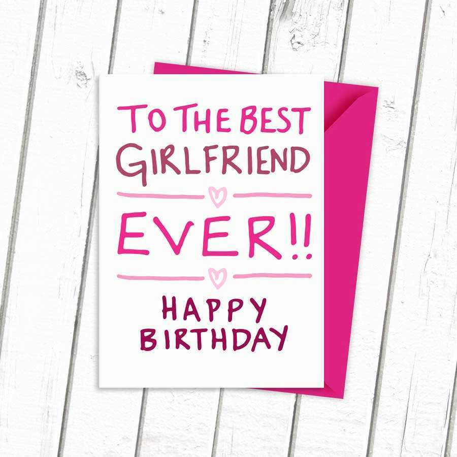 28 Format Birthday Card Template For Girlfriend Photo with Birthday Card Template For Girlfriend