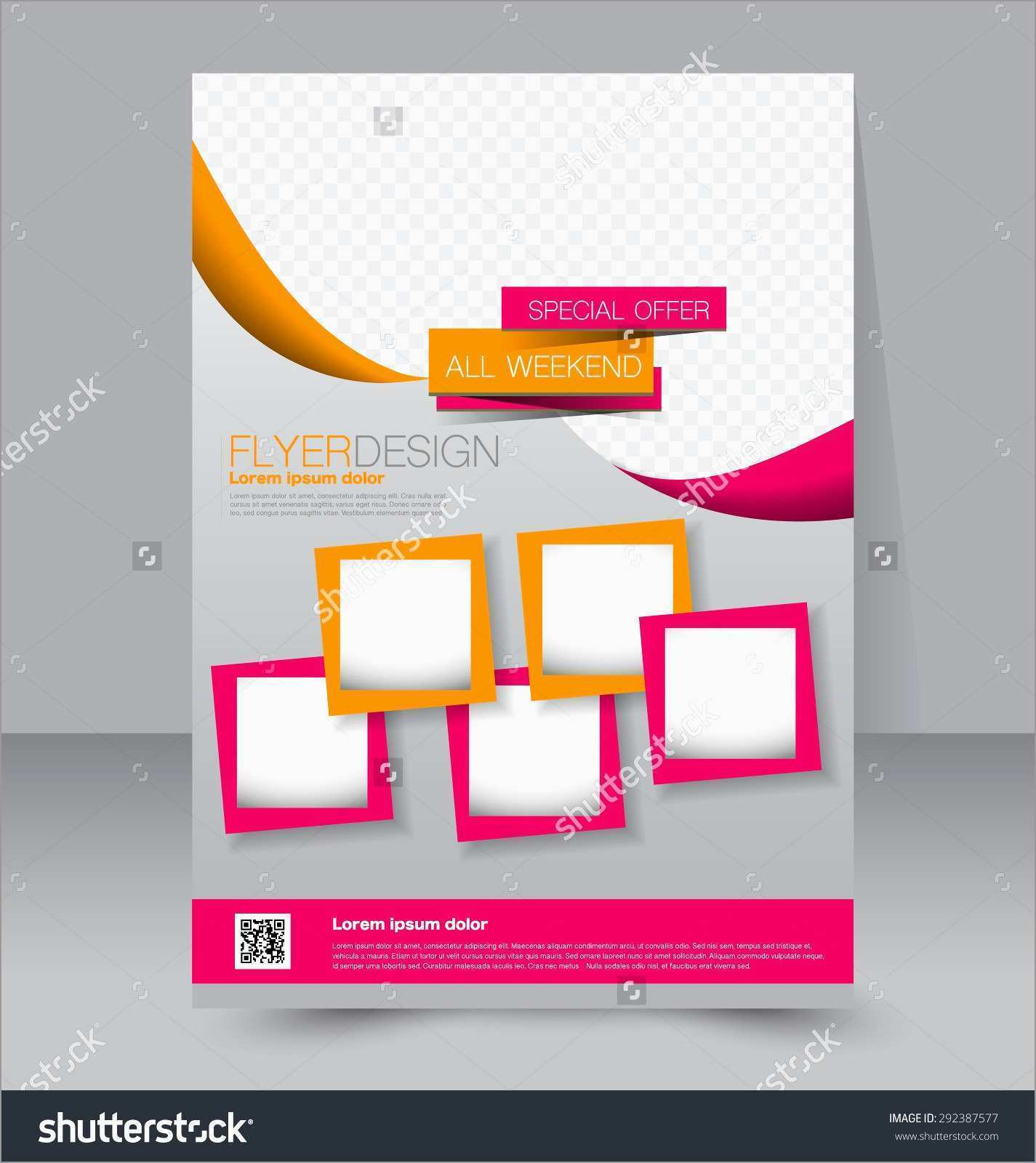 28 Online Adobe Illustrator Flyer Templates Maker for Adobe Illustrator Flyer Templates