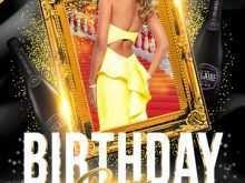 28 Online Birthday Party Invitation Flyer Template Photo for Birthday Party Invitation Flyer Template