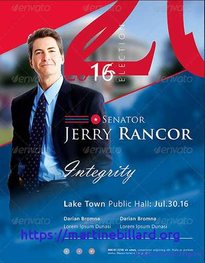 28 Report Campaign Flyer Template Photo with Campaign Flyer Template