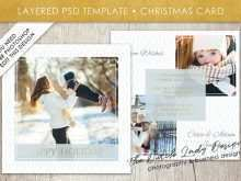 28 Standard 5 Photo Christmas Card Template Download by 5 Photo Christmas Card Template