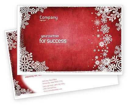 28 Standard Christmas Card Template Indesign Photo for Christmas Card Template Indesign