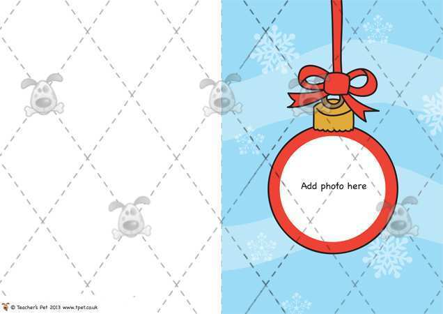 28 The Best Christmas Card Templates Eyfs Layouts with Christmas Card Templates Eyfs