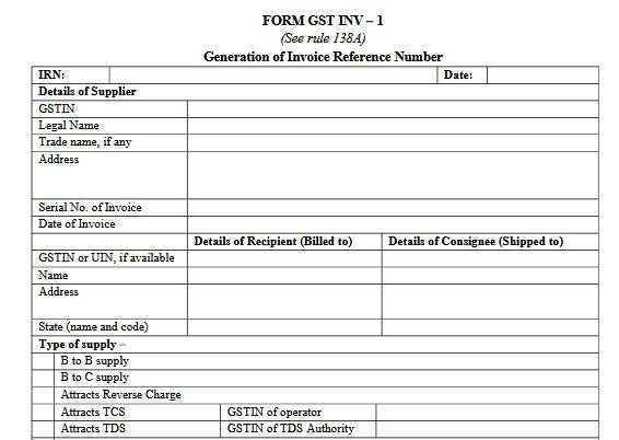 28 The Best Gst Tax Invoice Format Rules For Free with Gst Tax Invoice Format Rules
