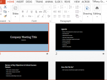 28 The Best Meeting Agenda Template Ppt Free for Meeting Agenda Template Ppt Free