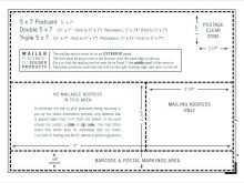 28 Visiting 5X7 Postcard Template Illustrator in Word for 5X7 Postcard Template Illustrator