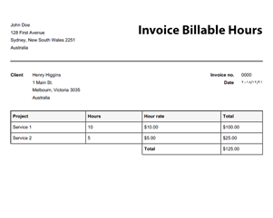 28 Visiting Basic Invoice Template Download by Basic Invoice Template