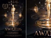 29 Best Awards Flyer Template in Photoshop with Awards Flyer Template