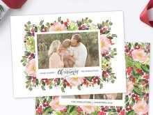 29 Blank Christmas Card Templates For Photos by Christmas Card Templates For Photos