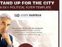 Political Flyers Templates Free