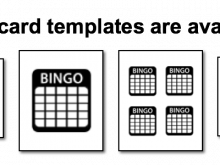 29 Create Bingo Card Template To Print Now for Bingo Card Template To Print