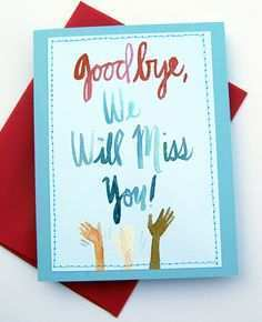 29 Creating Free Farewell Greeting Card Templates PSD File for Free Farewell Greeting Card Templates